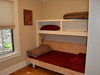 Lake Placid house photo - .Murphy Bed pulled down