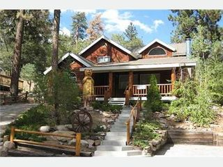 Bear Mountain cabin photo