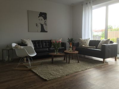 Quiet and central location, cozy and modern apartment