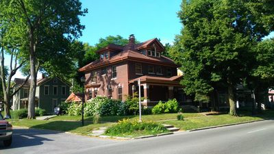 Stay in a historical home in the best area of Fort Wayne - West Central!