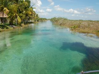 Bacalar house photo - The rapids of Bacalr are fantastic.