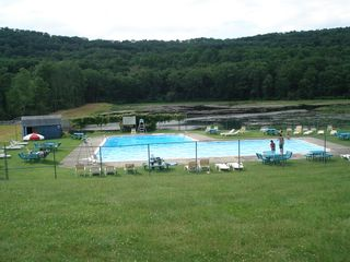Shawnee townhome photo - Sun Mountain, the private pool which guests enjoy for free