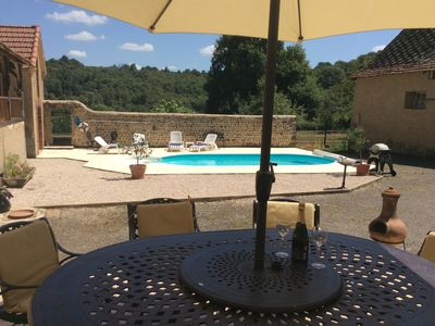Maison Lajus, a restored Farmhouse With Private Pool