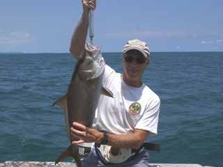 Playa Azul condo photo - Look what I caught for dinner