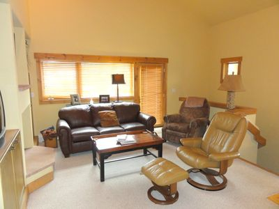 Steamboat Springs condo rental - Living Area