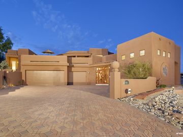 Fountain Hills house rental - Front entrance