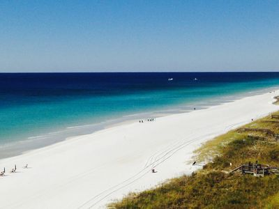 Relaxing Secluded Beaches - Okaloosa Island Is Beautiful
