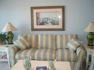 Vacation Homes in Ocean City condo photo - Queen sized sleeper