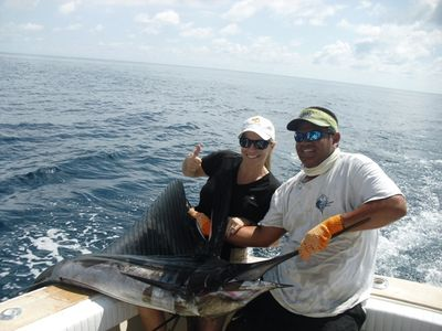 First Class Sportfishing in Quepos with 17 IGFA World Records!