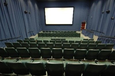 Majestic in-house movie theater! Check the listings for movies and runs!