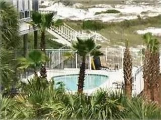 Vista Dunes heated pool 15'x30' and large deck area - Grayton Beach house vacation rental photo