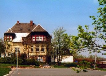 Villa for hiking and massages close to Dresden and Prague