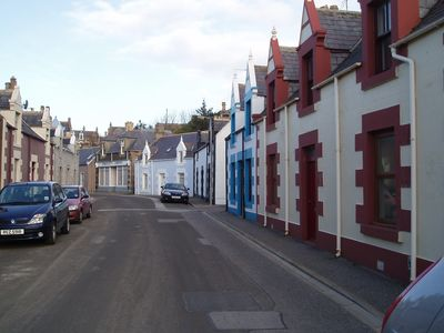 Findochty cottage rental - The Street