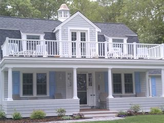 Osterville house photo - Upper Deck