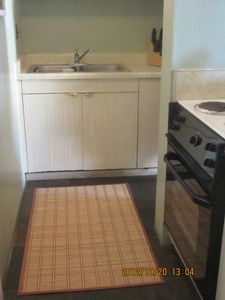 Haleiwa condo rental - Kitchen with everything you need Full fridge, Microwave,blender,pots,pans, more.