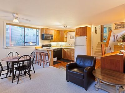 Spacious, sunny & clean! This is a great choice for your Telluride lodging.