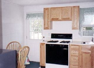 Falmouth house photo - Eat In Kitchen-Left Side (Right side Kitchen is mirror image of Left side)