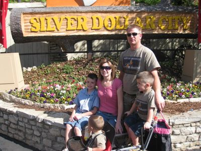 Silver Dollar City...Just 1 of many great attractions in Branson