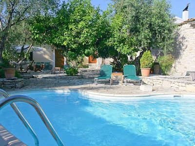 Paxi (Paxos) villa rental - Lovely private pool
