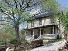 Front of the Butler Burrell House - Harpers Ferry farmhouse vacation rental photo