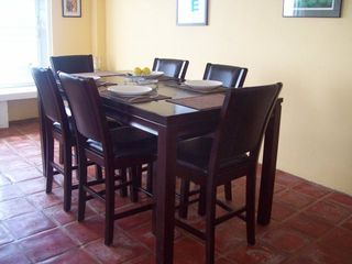 Vieques Island villa photo - Dining area