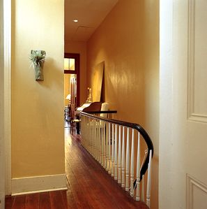 Stairs leading to your Private Entry
