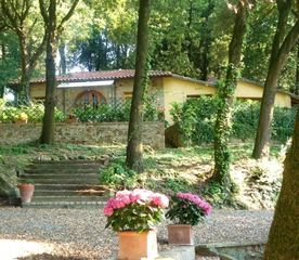 Gambassi Terme farmhouse photo