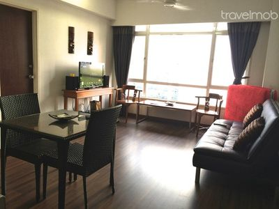 2 room Luxury Suit in Bukit Bintang