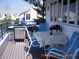 Brigantine townhome photo - Heavenly Deck