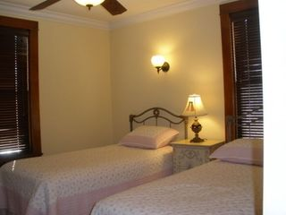 Havre de Grace house photo - Lovely bedroom with two twins