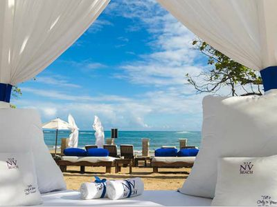 Spacious Beach Front Studio - Lowest All Inclusive - $47.50