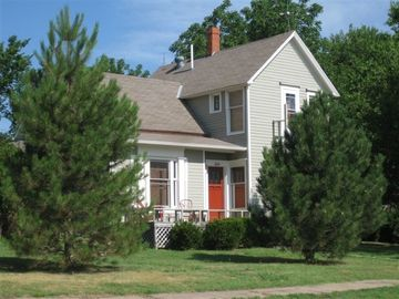 Matfield Green house rental - Lovely two-story home.