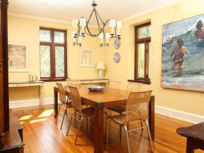 Middletown estate rental - Dining room