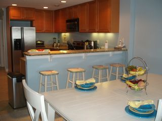 Vacation Homes in Ocean City condo photo - Plenty of seating for meals