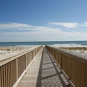 Orange Beach condo rental - Your very own beach!