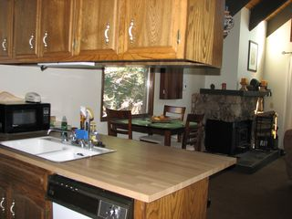 Mammoth Lakes condo photo - Fully stocked Kitchen with ample counter space