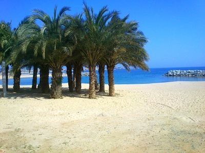 The Beach of Sant Antoni de Calonge