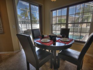 Formosa Gardens villa photo - Breakfast Nook is perfect for a morning snack overlooking the pool