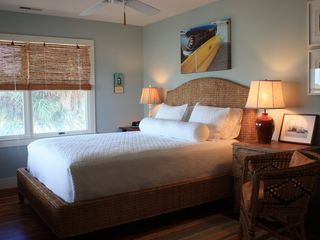 Edisto Beach house photo - Bedroom 2