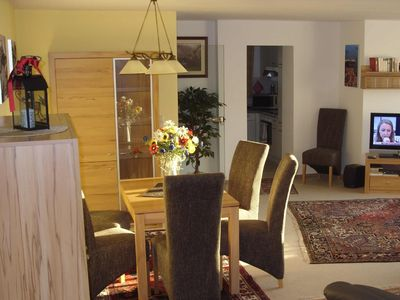 4 star comfort apartment, 2-min. but quietly to the promenade and