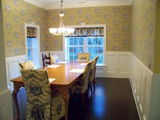 Seabrook Island house photo - Dining room
