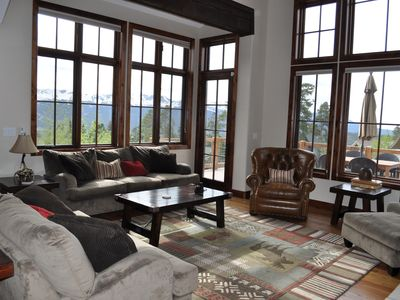 New Luxury Woodmoor Ski Home with Ski Slope Views! September Sale- 20% Off