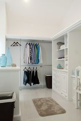Cancun house photo - .Walk-in closet (Master bedroom)