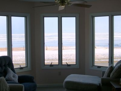 Second Floor Bay Window View