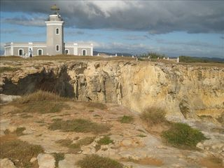 Rincon villa photo - Cabo Rojo lighthouse and dramatic cliffs at the Caribbean Sea. Spectacular.