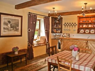 County Clare cottage photo - Kitchen and Dining