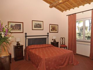 Rieti Province villa photo - Villa Domitilla & Sveva - One of the 8 bedrooms