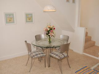 Oceanside condo photo - Plenty Of Dining Room Seating - All Serviceware
