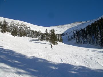 Snowbowl wonderful for skiing in winter
