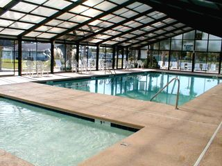 Surfside Beach cottage photo - Indoor Pool